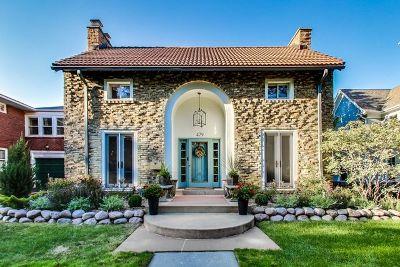 Winnetka Single Family Home For Sale: 479 Sunset Road