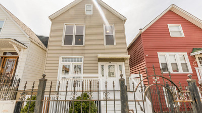 Multi Family Home For Sale: 2848 North Elston Avenue