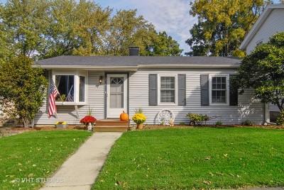 Elburn Single Family Home New