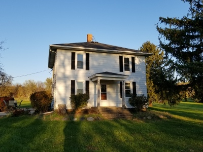 Ogle County Single Family Home For Sale: 8378 North Hales Corner Road