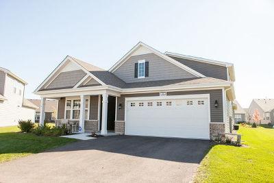 Pingree Grove Single Family Home New: 995 Carolina Court