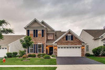 Elgin Single Family Home New: 3884 Valhalla Drive