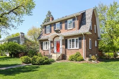 La Grange Park Single Family Home For Sale: 736 North Spring Avenue