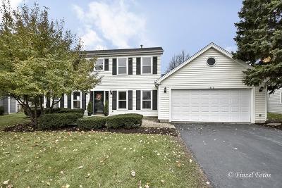 Crystal Lake Single Family Home For Sale: 1432 Parkridge Drive