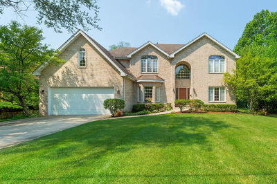 Downers Grove Single Family Home For Sale: 5908 Plymouth Street