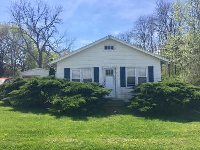 Frankfort Single Family Home For Sale: 9217 Lincoln Highway