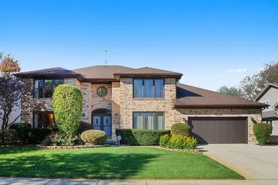 Buffalo Grove Single Family Home For Sale: 1308 Hidden Lake Drive