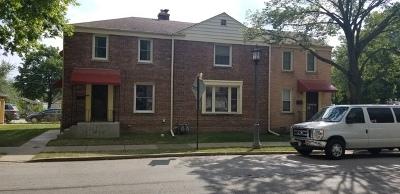 La Grange Condo/Townhouse For Sale: 702 East Lincoln Avenue