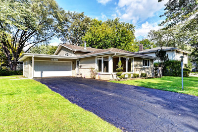 Mount Prospect Single Family Home For Sale: 1500 East Dogwood Lane