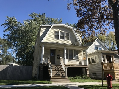 Forest Park Multi Family Home For Sale: 1024 Elgin Avenue