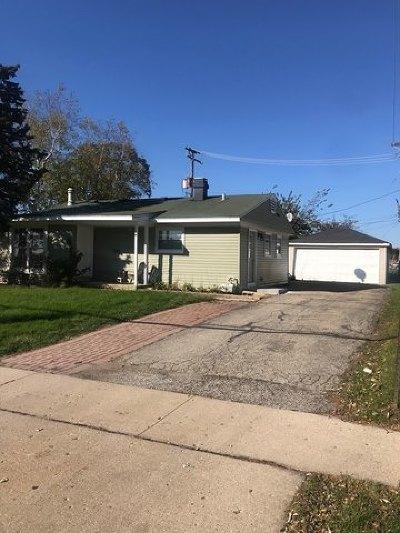 Carpentersville Single Family Home New: 96 Hazard Road