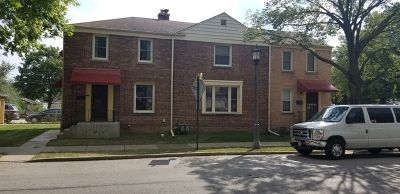 La Grange Condo/Townhouse For Sale: 201 Washington Avenue
