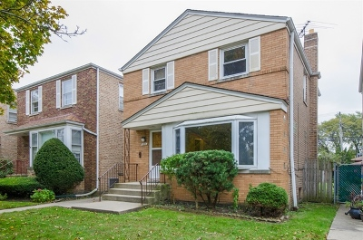 Single Family Home For Sale: 3129 West Birchwood Avenue