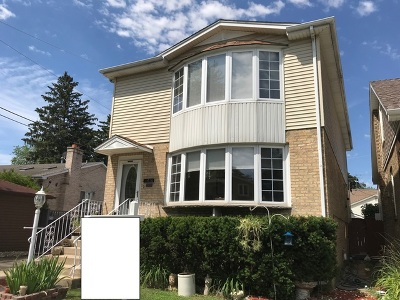 Chicago IL Single Family Home New: $445,000