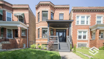 Chicago IL Single Family Home New: $549,900