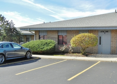 Winfield Commercial For Sale: 27w281 Geneva Road #D