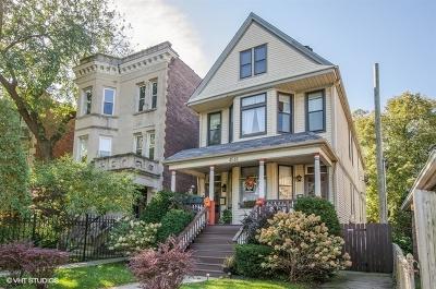 Condo/Townhouse For Sale: 4546 North Greenview Avenue #B