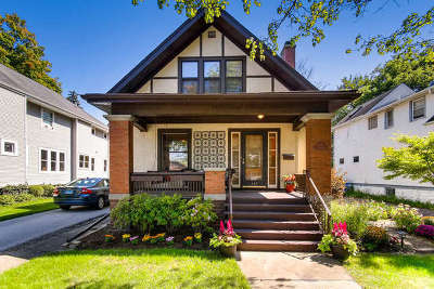 La Grange Park Single Family Home For Sale: 337 North Brainard Avenue