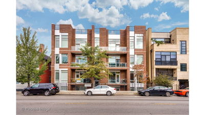 Condo/Townhouse For Sale: 2140 West Armitage Avenue #2E