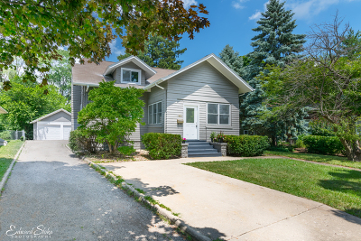 Crystal Lake Single Family Home New: 90 West Franklin Avenue