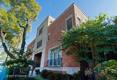 Single Family Home For Sale: 1225 West Belden Avenue