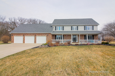 Shorewood Single Family Home For Sale: 21715 South Colleen Court