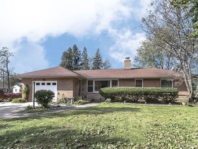 Elgin Single Family Home New: 200 Wing Park Boulevard