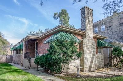 Single Family Home For Sale: 2714 West Estes Avenue
