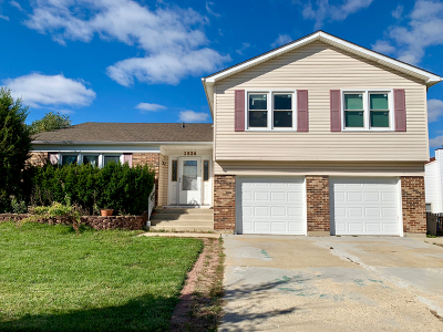 Glendale Heights Single Family Home For Sale: 1924 Cove