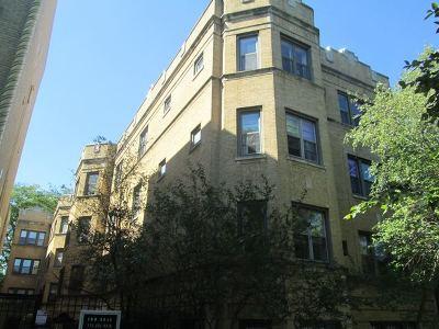 Condo/Townhouse For Sale: 4446 North Wolcott Avenue #2B