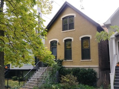 Single Family Home For Sale: 2028 West Rice Street