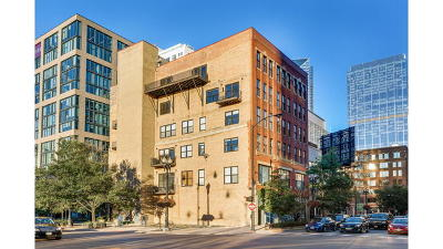 Condo/Townhouse For Sale: 626 West Randolph Street #205