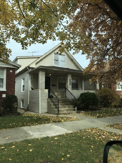 Chicago IL Single Family Home New: $449,000