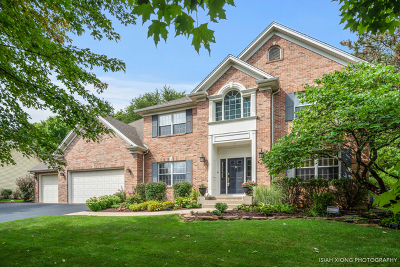 Sugar Grove Single Family Home For Sale: 1017 Forest Trail