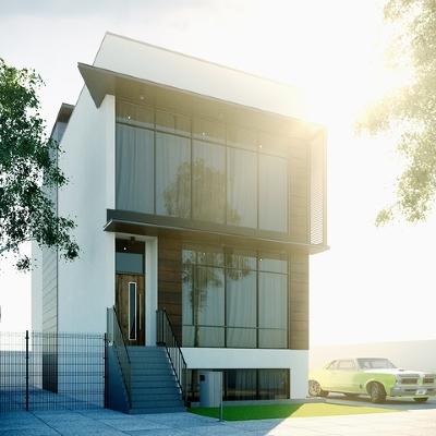 Single Family Home For Sale: 3522 West Belden Avenue