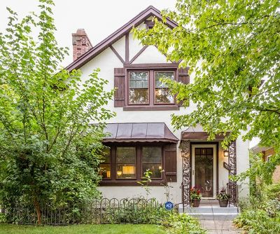 Chicago IL Single Family Home New: $670,000