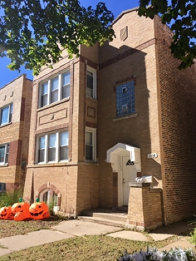 Berwyn Multi Family Home Price Change: 1634 Euclid Avenue