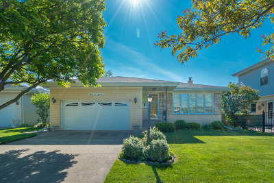 Niles Single Family Home For Sale: 8154 North Root Court
