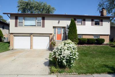 Oak Forest Single Family Home Price Change: 15449 South Ridgeland Avenue