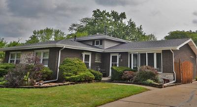 Palos Heights Single Family Home For Sale: 12613 South Menard Avenue