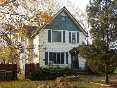 Montgomery Single Family Home For Sale: 1335 Jackson Street