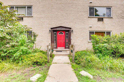 Condo/Townhouse Contingent: 5037 North Wolcott Avenue #3A
