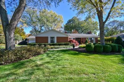 Geneva Single Family Home For Sale: 301 Willow Lane