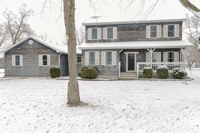 Crete Single Family Home For Sale: 27007 South Juniper Drive