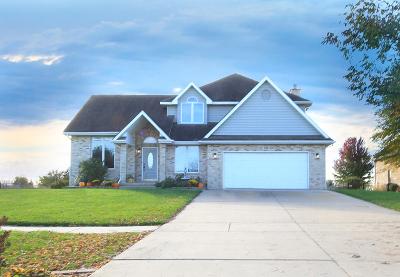 Morris Single Family Home For Sale: 3745 West Nettle Creek Drive