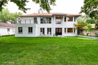 Winnetka Single Family Home For Sale: 1247 Elm Street