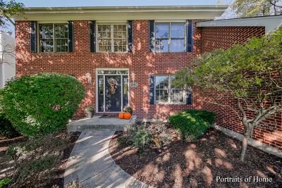 Lisle Single Family Home For Sale: 3002 Ridgeland Avenue