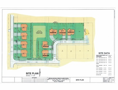 Orland Park Residential Lots & Land For Sale: 13231 South 88th Avenue