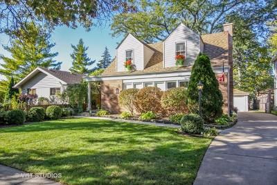 Elmhurst Single Family Home For Sale: 978 South Fairfield Avenue