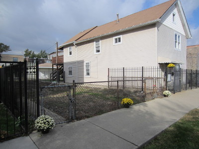 Chicago Residential Lots & Land For Sale: 1736 North Richmond Street